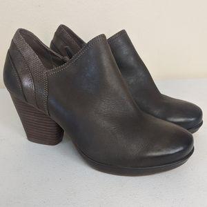 Dansko Marcia Ankle Booties Boots